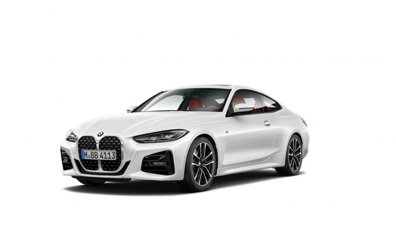 420i Coupe M Sport Launch Edition