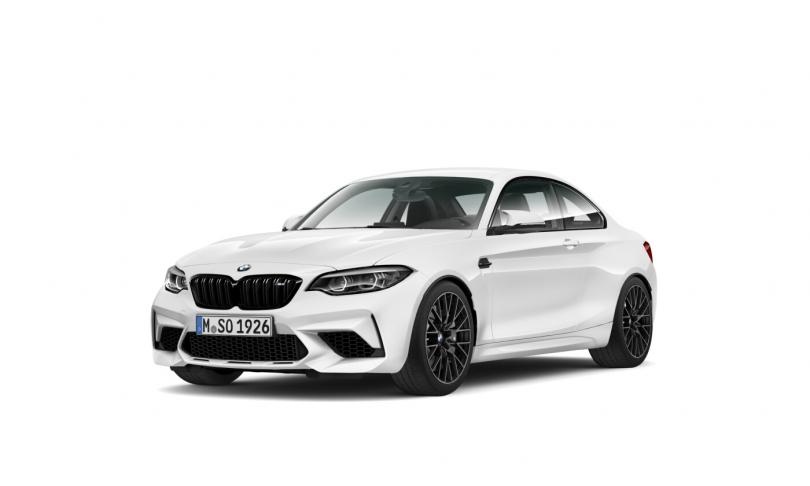 M2 Coupe Competition