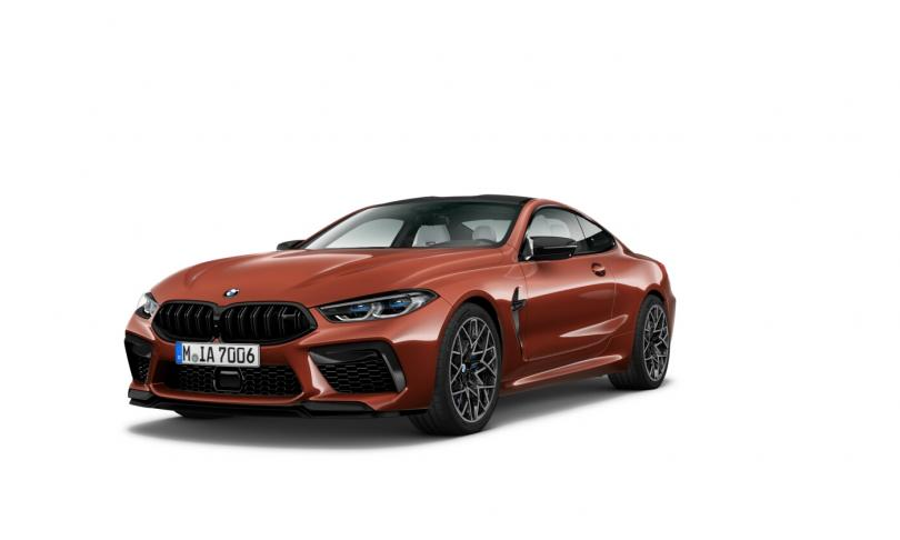M8 Coupe M Competition