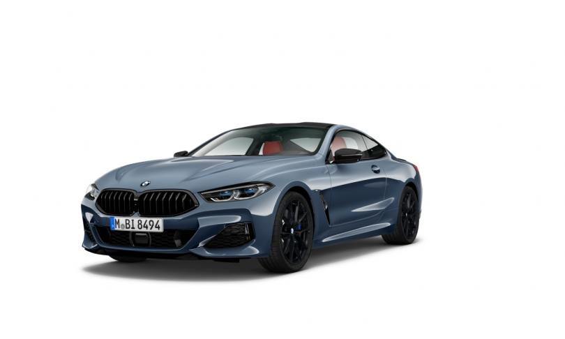M850i xDrive Coupe Carbon Edition