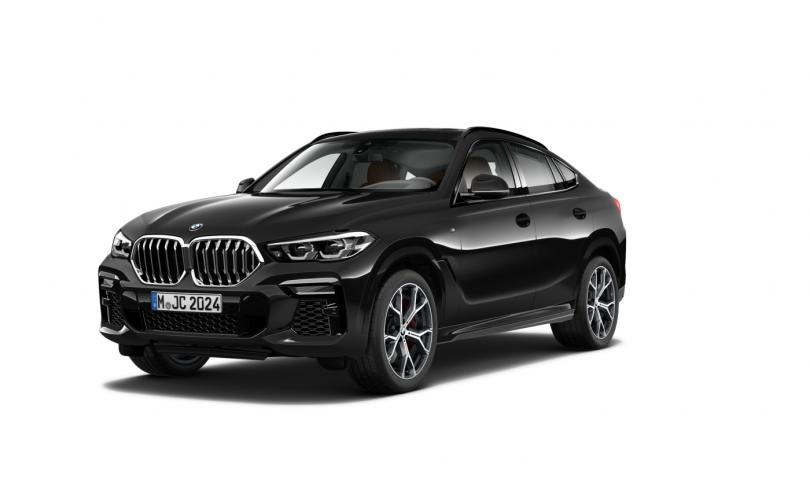X6 40i M Sport B&W Edition