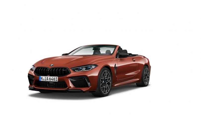 M8 Convertible M Competition