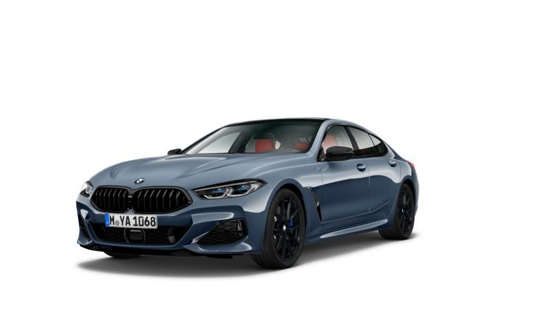 M850i Gran Coupe Carbon Edition