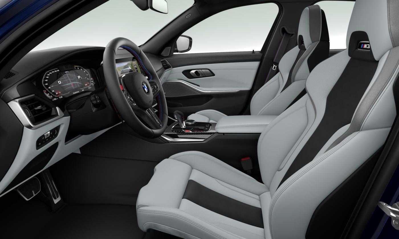 M3 Sedan Competition M Seat