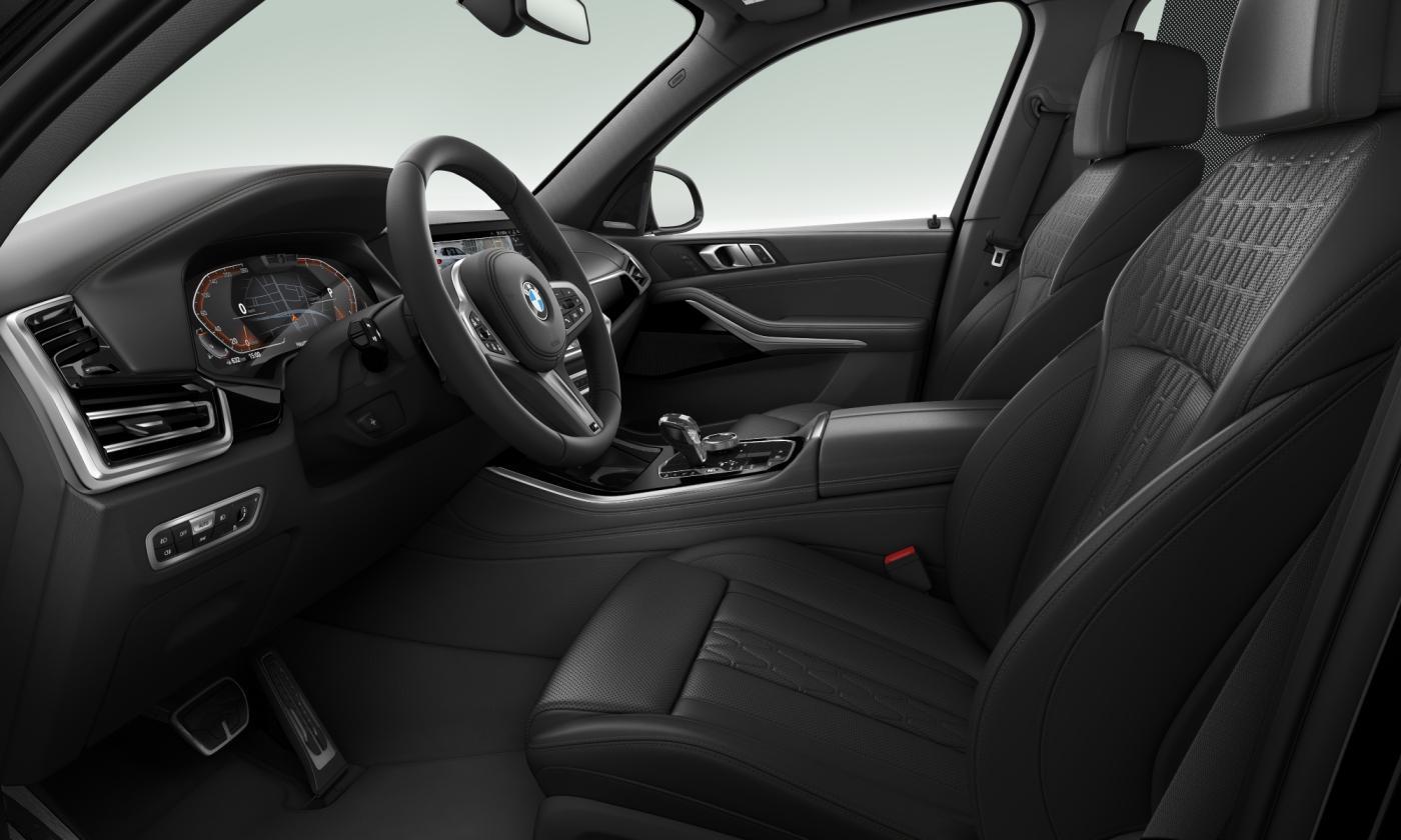 X5 40i M Sport All Black Edition