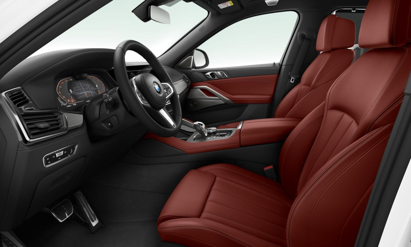 X6 40i M Sport Exclusive B&W Edition